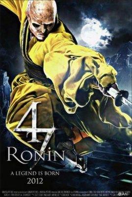 47 ронинов: Постеры   1 | картинка 47 Ronin 2050523