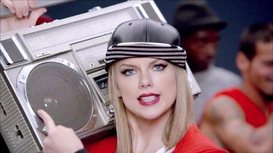Taylor Swift   Shake It Off | картинка Taylor Swift Shake It Off