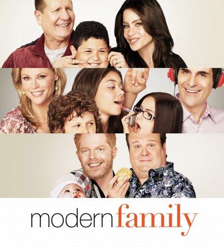 Американская семейка 7 сезон | картинка Modern Family 6
