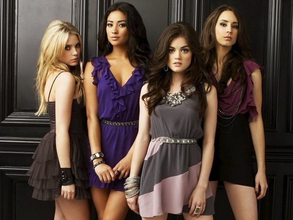 Милые обманщицы 7 сезон | картинка Pretty Little Liars