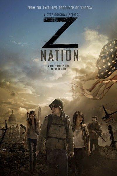 Нация Z 3 сезон | картинка Z Nation
