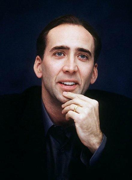 Николас Кейдж / Nicolas Cage | картинка Nicolas Cage