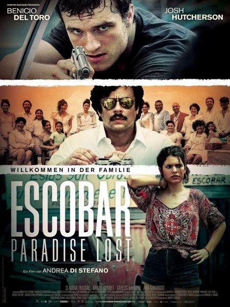 Потерянный рай | картинка Escobar Paradise Lost 5