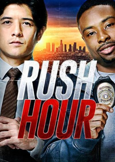 Час пик 1 сезон | картинка Rush Hour 2