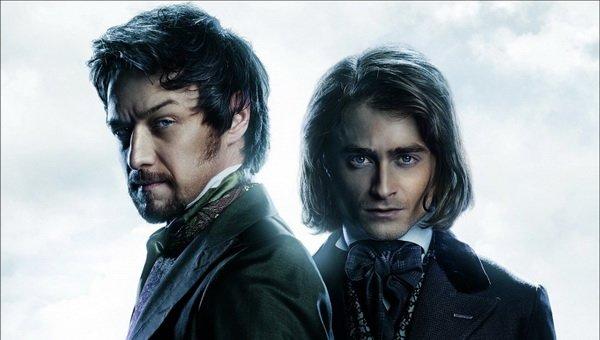 Франкенштейн и Гарри Поттер | картинка Victor Frankenstein 7