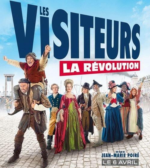 Пришельцы в Бастилии | картинка Les Visiteurs 3