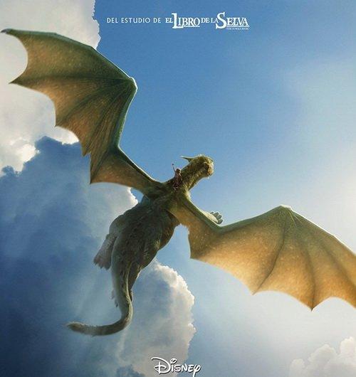 Пит и его волшебный дракон | картинка Petes Dragon