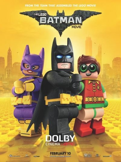 Лего Фильм: Бэтмен | картинка The LEGO Batman Movie