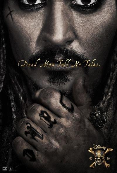 Пираты Карибского моря: Мертвецы не рассказывают сказки | картинка Pirates of the Caribbean 5