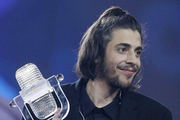 Сальвадор Собрал – победитель Евровидение 2017 | картинка eurovizion 2017